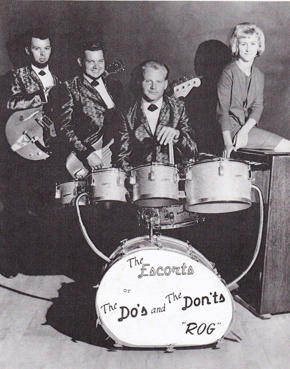 The Escorts / Do's & Don'ts Band: 60s Music by Original Members