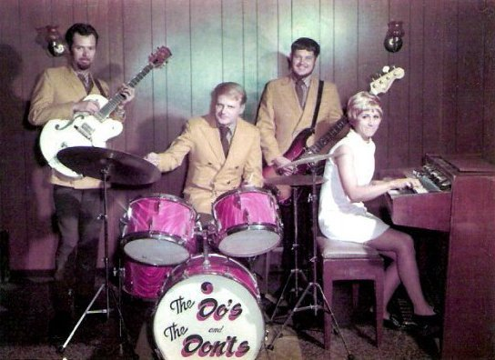 The Do's & Don'ts - Originals - Dick, Roger, Dick, & Zelda