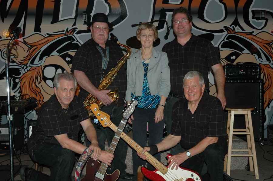 The Do's & Don'ts Band at Walford, Iowa 2012