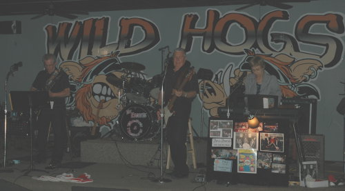 The Do's & Don'ts Band at Walford, Iowa