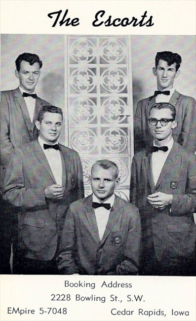 The Escorts Band started in 1959, later known as The Do's & The Don'ts