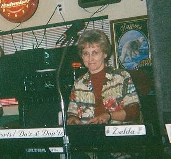 The Do's & The Don'ts Zelda Sherman, Keyboards, Piano, Organ