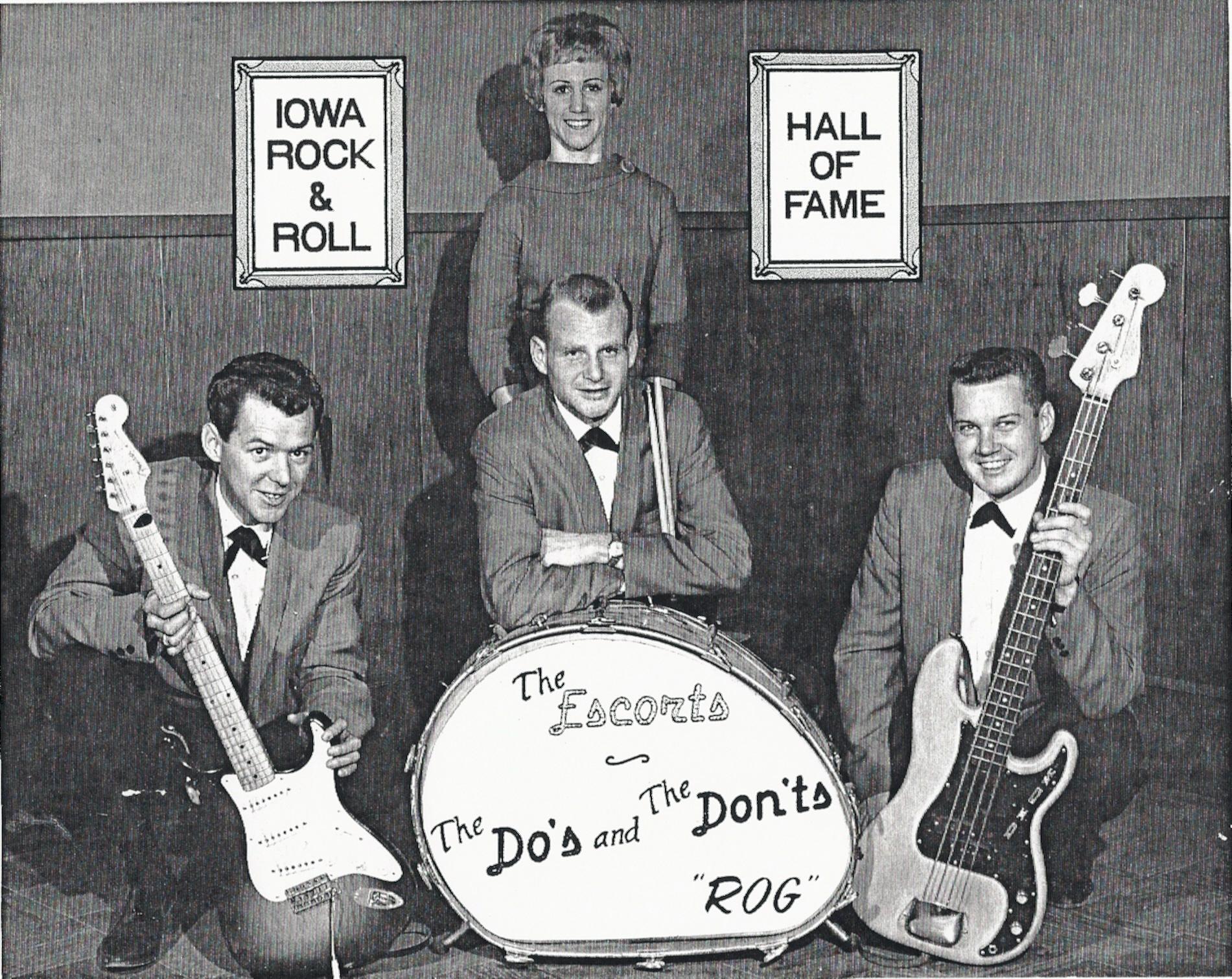 Cedar Rapids Escorts >> The Escorts Rock Band 1950s and 60s Music - Cedar Rapids, Iowa