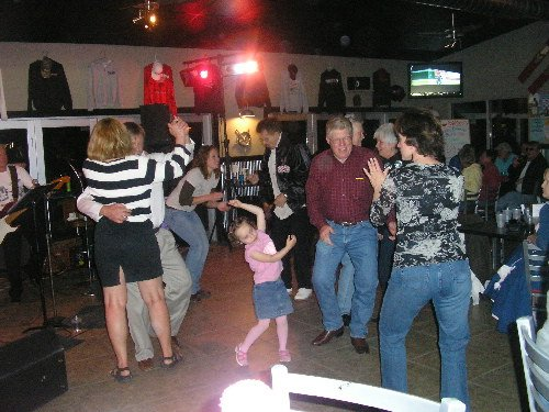 The Do's & Don'ts Shake Rattle N Roll at Bobbers Grill