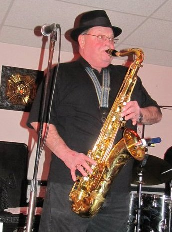 The Do's & Don'ts Band Walt Dean on Sax