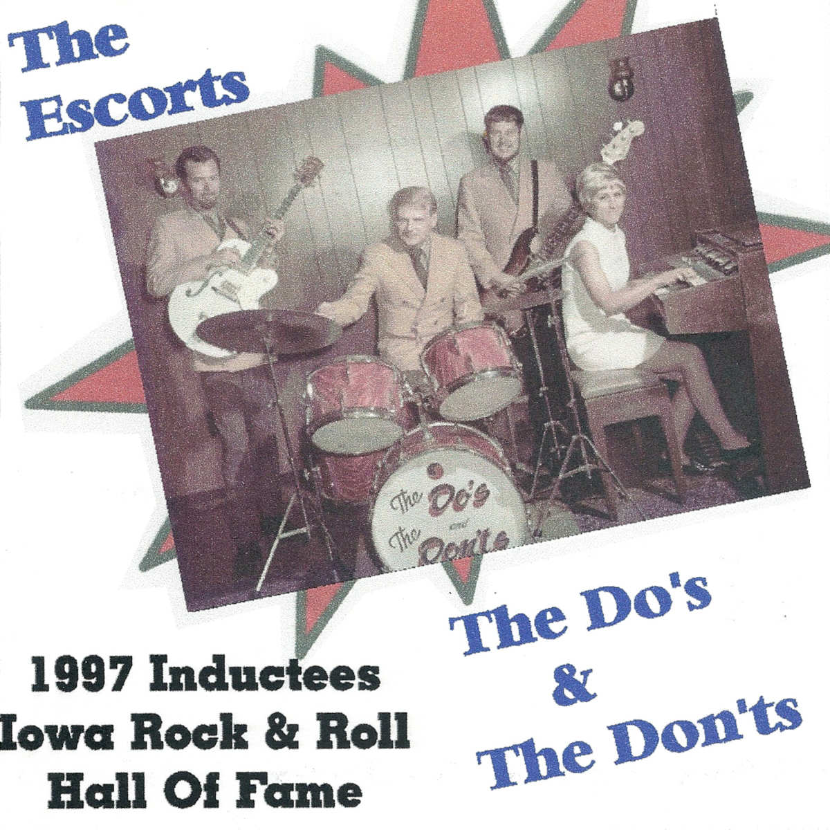The Escorts / The Do's & The Don'ts CD