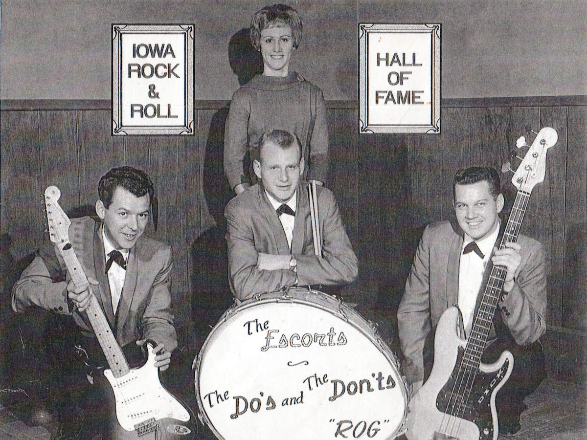 The Do's & Don'ts band in 1966