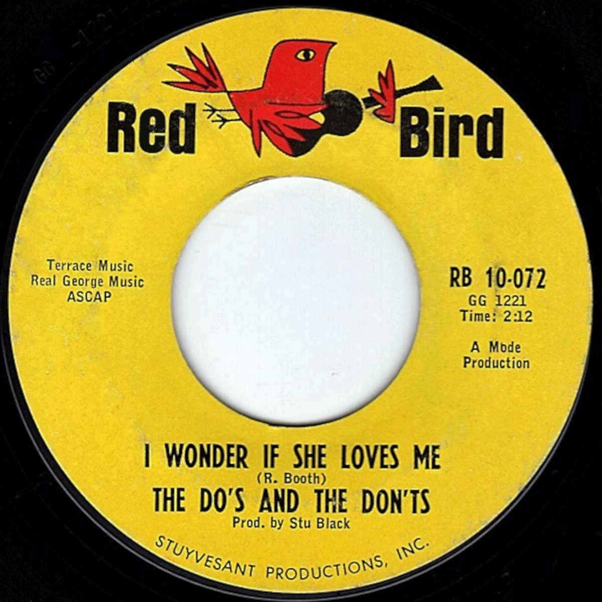 "Picture of ""I Wonder If She Loves Me"" by The Do's & The Don'ts"