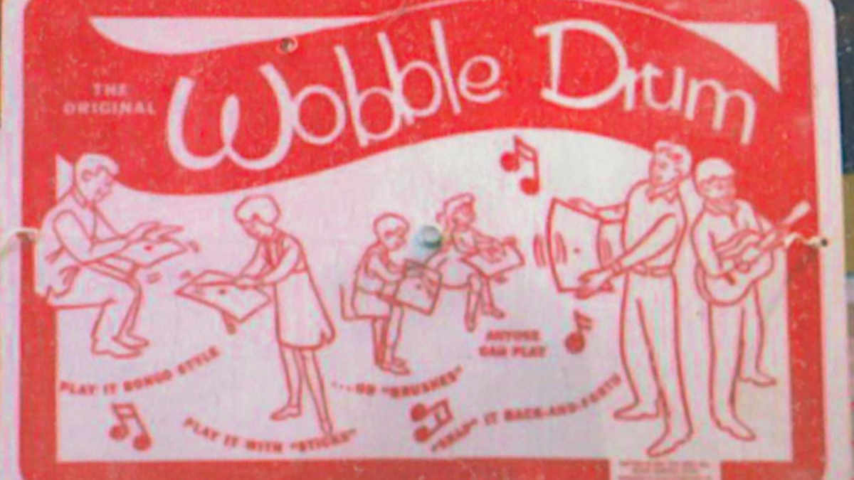 Wobble Drum Song The Escorts